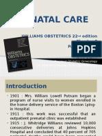 13 Nik-prenatal Care