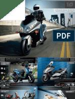 2010 Scooter Brochure