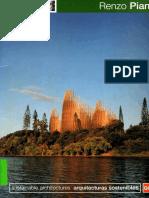 107. Arquitecturas Sostenibles - Renzo Piano