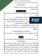 Networking Urdu Zuban Mai