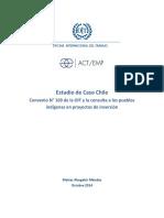 OIT_Oct_2014_Estudio Caso Chile_Convenio 169 y Consulta a Pueblos Indígenas en Proyectos de Inversión