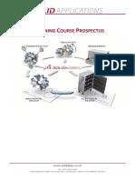 Training Prospectus