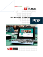 Instructivo de Microsoft Word 2010