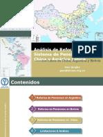 Nalisis de Reformas Del Sistema de Pensiones de China y América Latina Del Profe. Gao Qingbo