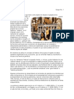Cuarto Bachillerato, Estudios Sociales