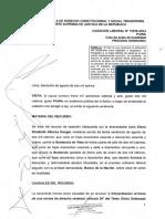 Casación Laboral Nº 13576-2014 Piura