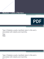 Histology Module 1 Unit 3 Review