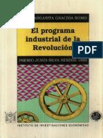 El Programa Industrial de La Revolucion
