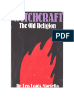 Martello, Leo Louis - Witchcraft, The Old Religion