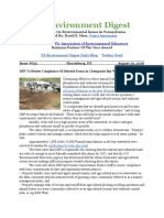 Pa Environment Digest Aug. 29, 2016