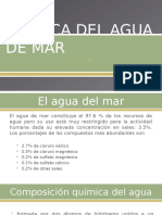 QUIMICA DEL AGUA DE MAR.pptx