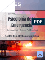 098 Psicologia Emergencia