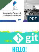 PPT Git IV DEVS