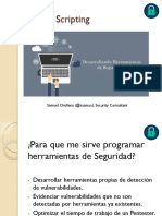 Presentación - Security Conference 2016 Chile