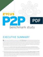 Zycus - P2P Benchmark Study