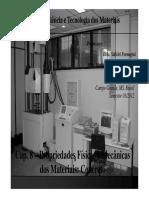 CTM Aula 05 Propriedades Mecânicas Argamassas Concretos Mono (1)