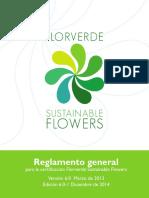 201412 ReglamentoFlorverdeV6.0E6.0-1 Espanol