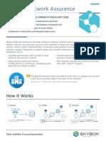 Datasheet Network Assurance