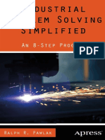 Industrial Problem Solving Simplified - An 8-Step Program