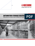 Automotive Component Storage