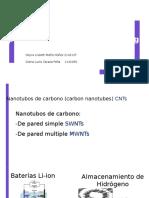 CNT almacenamiento de energía.pptx