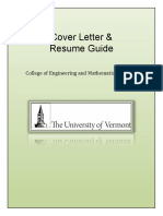 2015 Cover Letter Resume Guide