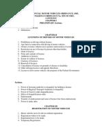 Pakistan - Motor Vehicles Ordinance - National