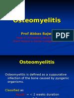 Osteomyelitis Ppt
