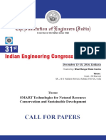 Brochure Call for Papers