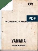 yamaha rx g service manual piston tire rh scribd com