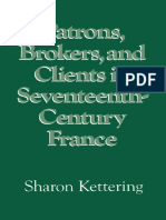 Sharon Kettering Patrons, Brokers, And Clients