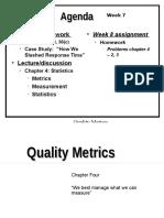 Ch04 Metrics