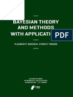 Bayesian Theory and Methods With Applications by Vladimir Savchuk, Chris P. Tsokos
