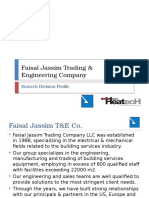 Faisal Jassim Trading & Engineering Co (Simplified)