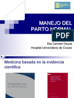 06 Manejo Del Parto Normal