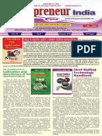 August 2016 Entrepreneur India Monthly Magazine