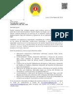 06 Carta de Presentacion Cvs - Javier Vargas