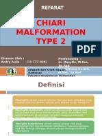 Chiari Malformation Type 2