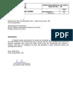 Laudo PM Santa Cruz Do Sul