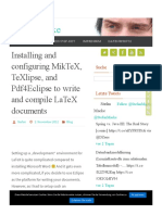 Installing and configuring MikTeX, TeXlipse, and Pdf4Eclipse to write and compile LaTeX documents – Stefan Macke.pdf