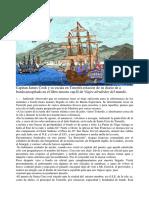 Capitan James Cook y Su Escala en Tenerife (Islas Canarias)