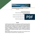 o Sistema Unico de Assistencia Social No Brasil
