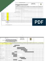 Plan de Inversion Prog de Obra Flujo Pavimentacioin