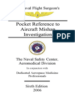 US Navy - Aircraft Mishap Investigation
