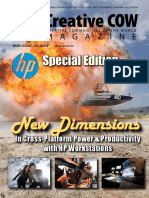 Creative COW-HP New Dimensions in Power & Productivity