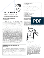 Daily Double, Volume 44, Issue 11B