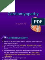 Cardiomyopathy Taufik