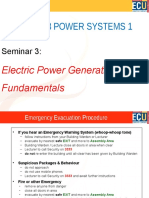 Seminar 1 Electric Power Industry(2)