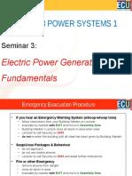 Seminar 1 Electric Power Industry(2)