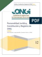Personalidad Jurídica de las ONG en Bolivia